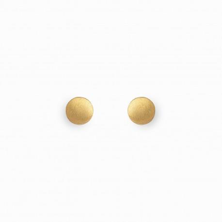 Full Sun Golden Earrings