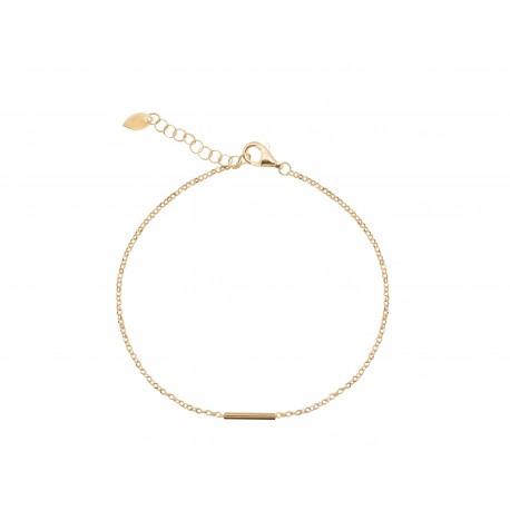 Full Pin Golden Bracelet
